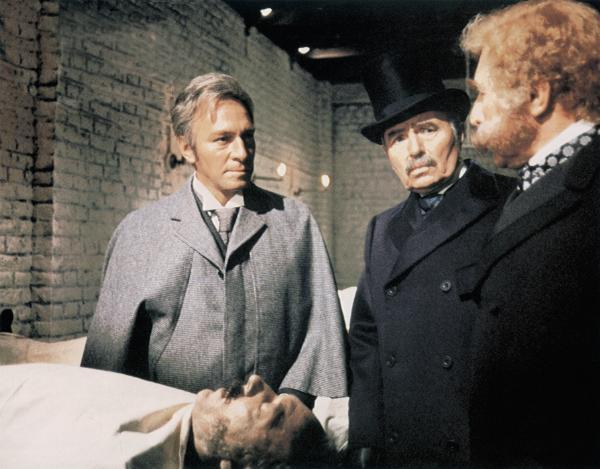 Murder by Decree - Christopher Plummer is Sherlock Holmes