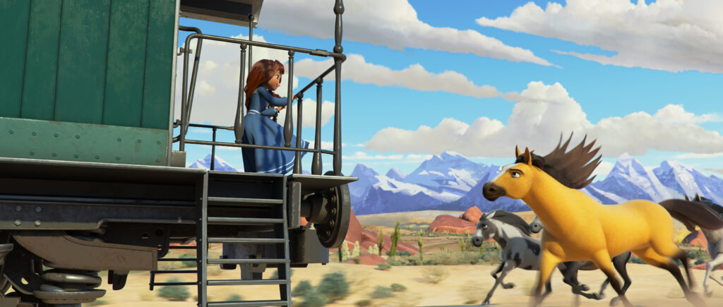 Spirit Untamed - for tweenies, the horsey franchise continues!