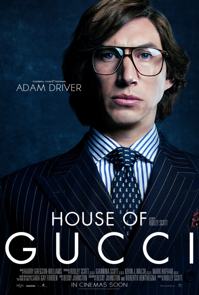 House of Gucci trailer - is this all star cast a possible Oscar contender?