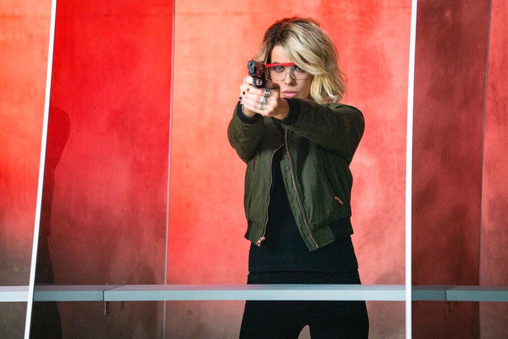 Jolt trailer - Kate Beckinsale gets medieval on men in this action thriller...