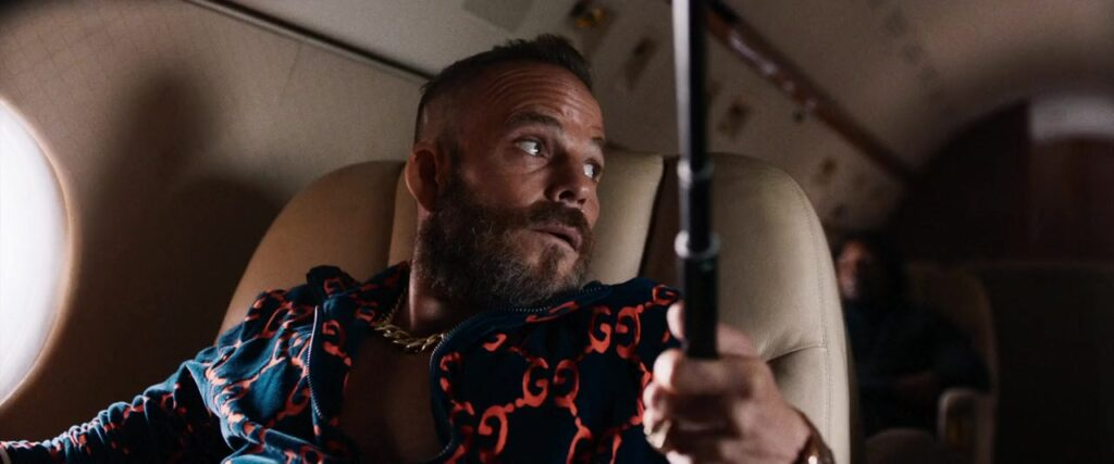 Stephen Dorff talks 'Embattled' and his controversial Marvel comment!