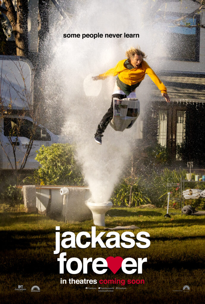 Jackass Forever trailer - the gang return for their final outing of insanity