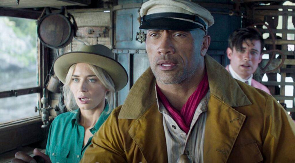 Jungle Cruise - Dwayne Johnson & Emily Blunt go on a wild adventure
