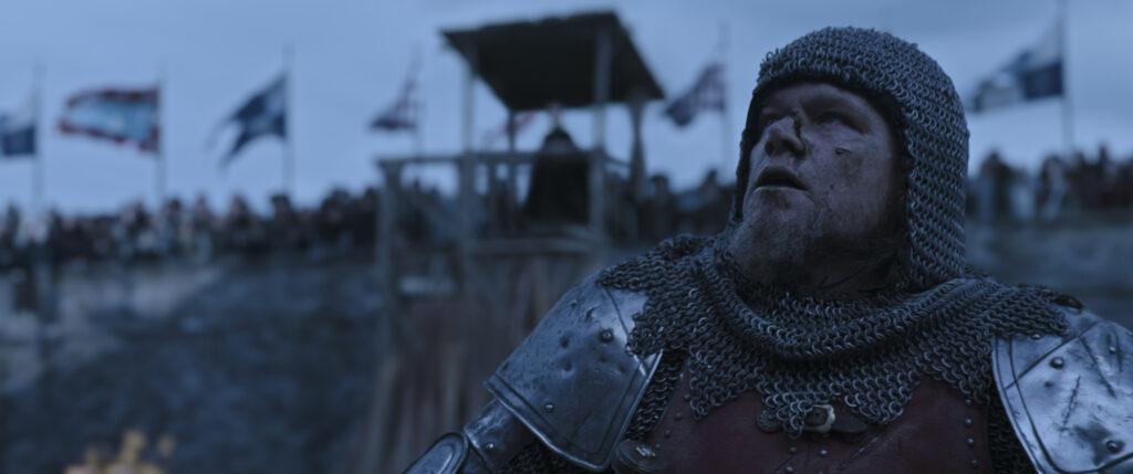The Last Duel trailer - Ridley Scott directs Matt Damon & Ben Affleck