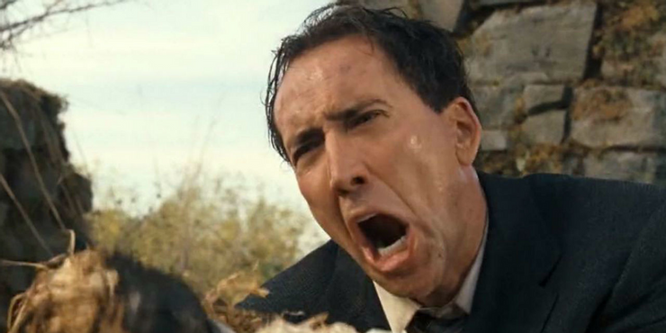 Nicolas Cage and Hollywood movies - Why he won't make them anymore!