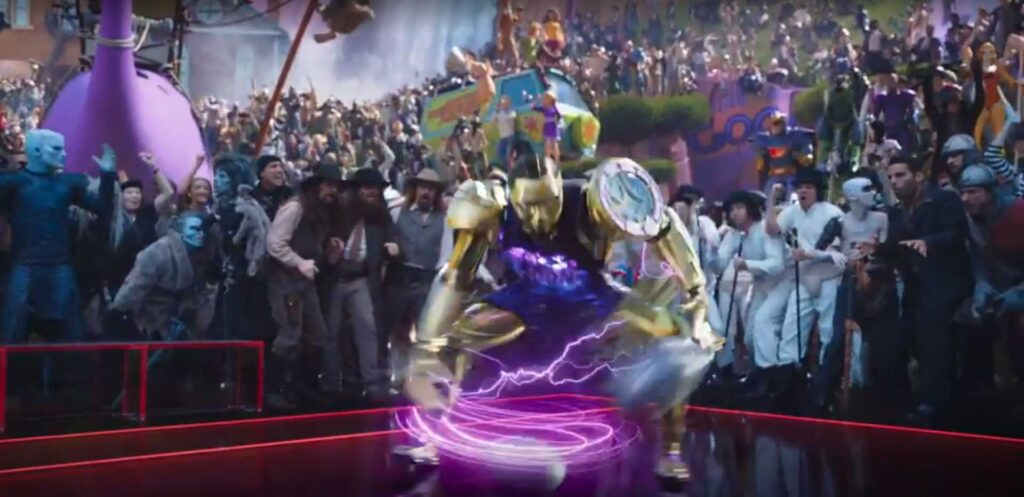 Space Jam 2 cameos - we pick out those Easter eggs for you....