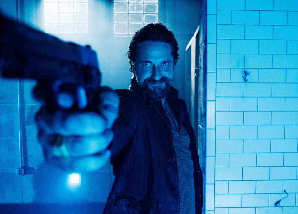 Cop Shop trailer - Gerard butler returns to bullet strewn action!