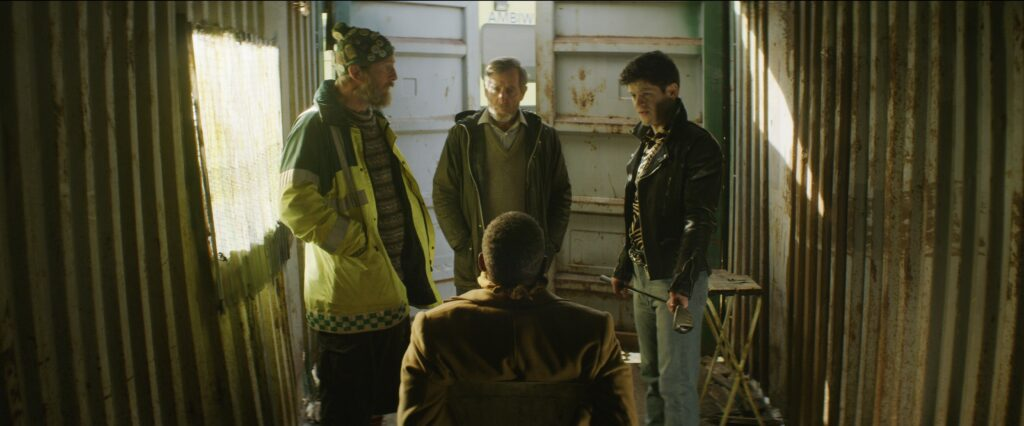 The Toll - Michael Smiley as a man with a shady past!