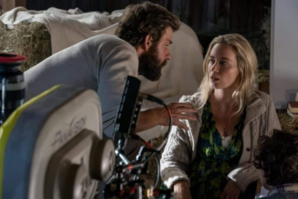 A Quiet Place Part II blu ray , DVD & digital download review here....