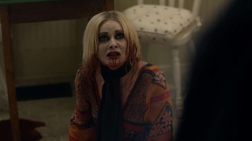 Barbara Crampton talks to us about being a vampire in, 'Jakob's Wife'