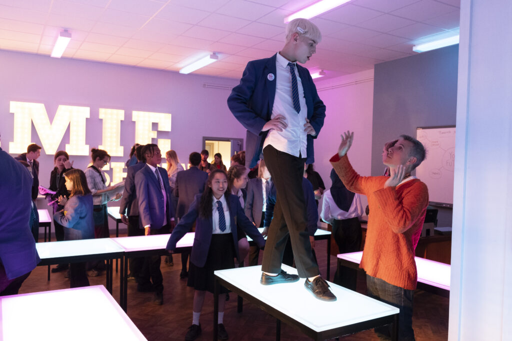 Everybody's Talking about Jamie trailer - the stage musical is now a film