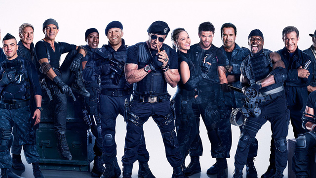 Expendables 4 cast announced with a couple of surprises....