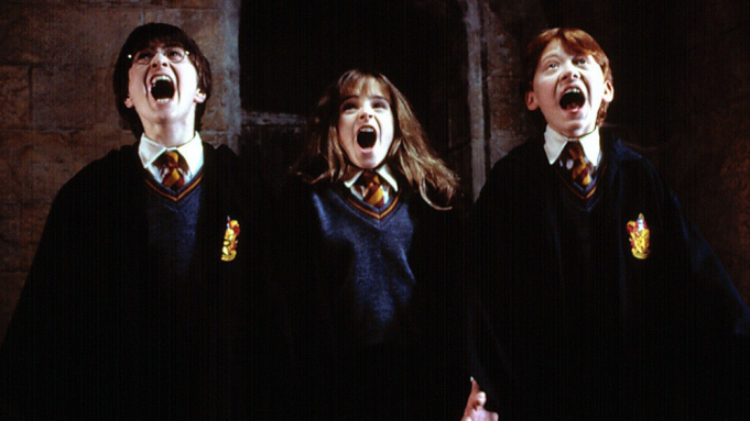Win Harry Potter and the Philosopher's Stone Magical Movie Mode.......