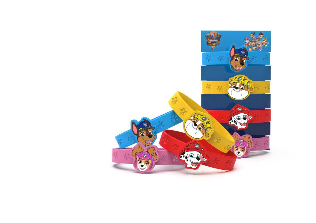 Win a Paw Patrol bundle of prizes - Get ready for a'Pawsome' summer!