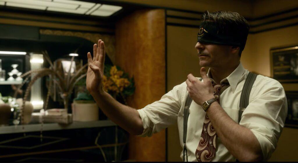Nightmare Alley trailer - Bradley Cooper stars in Del Toro's new film