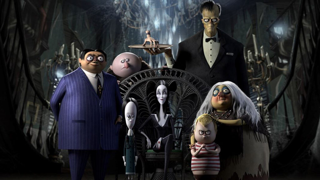 The Addams Family 2 TRAILER - the freaky family are back!