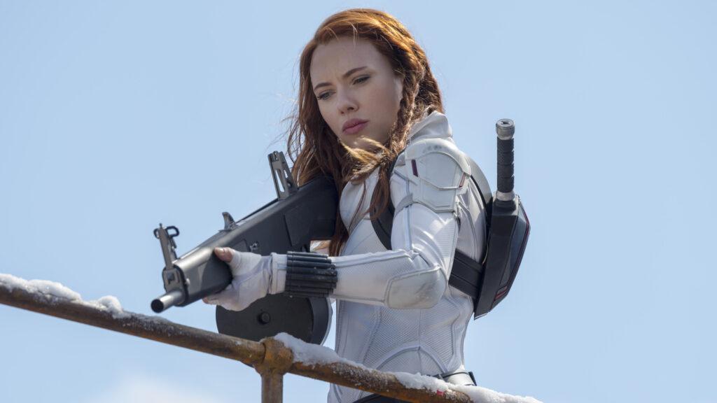 Black Widow DVD - Win a copy of the new film starring Scarlett Johansson!