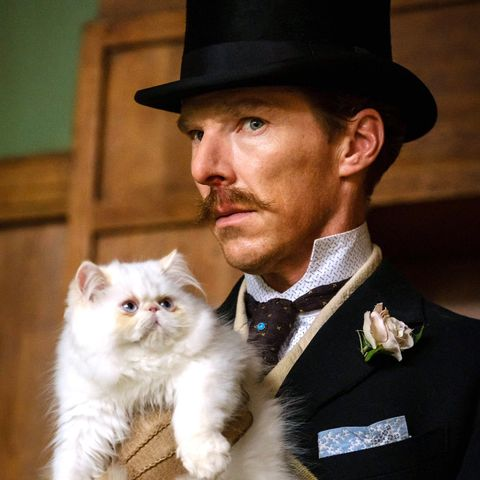 The Electrical life of Louis Wain - TRAILER - Benedict Cumberbatch stars