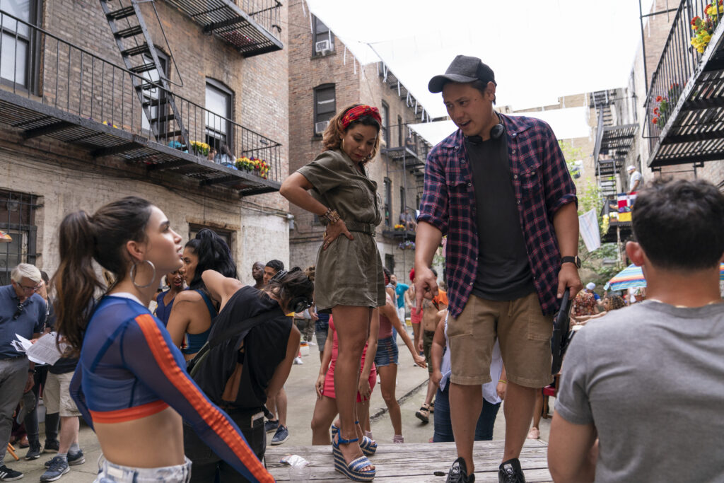 In the Heights - the musical hits DVD, UHD & blu-ray - we take a look!