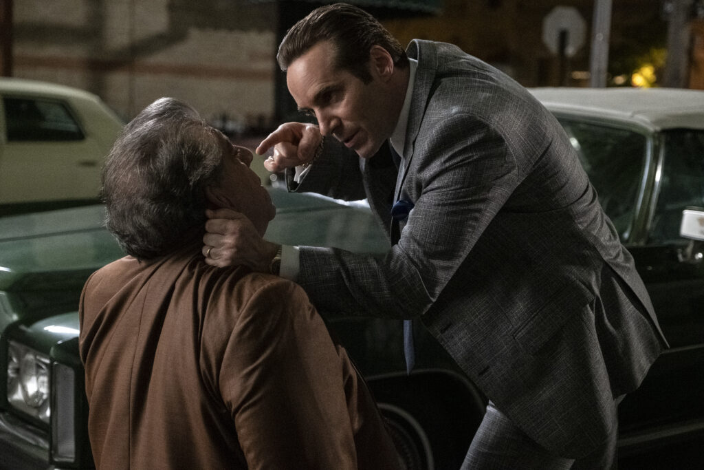 The Many Saints of Newark - The Sopranos TV show finally gets a film!
