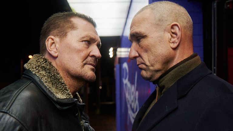 Craig Fairbrass talks Rise of the Footsoldier plus his days in Hollywood....