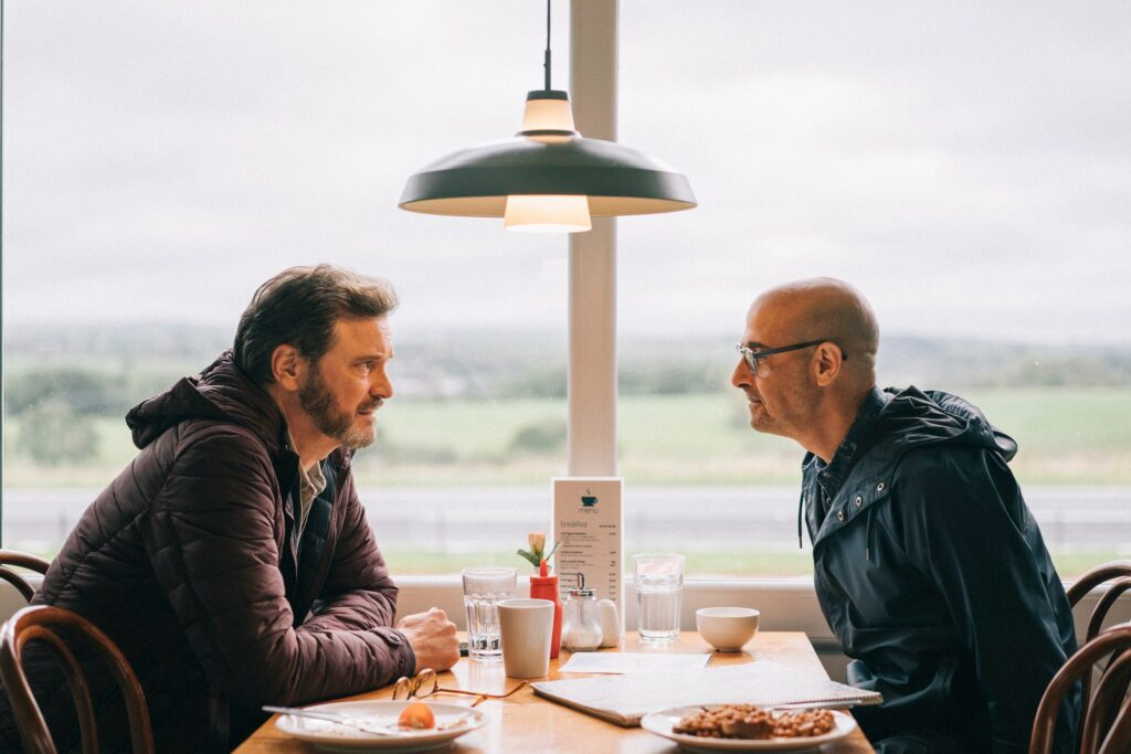 Supernova DVD / Blu-ray - Colin Firth & Stanley Tucci in a moving drama...