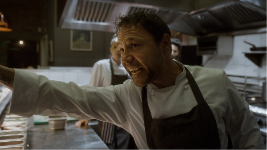 Boiling Point - Stephen Graham gets hot under the collar in the kitchen!