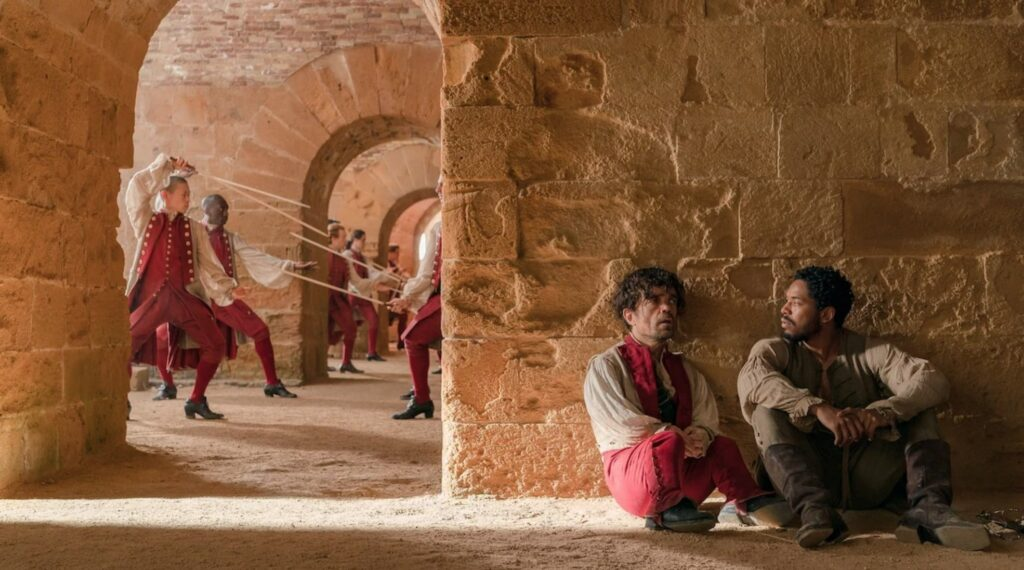 Cyrano trailer - this latest version stars Peter Dinklage in the lead role.......