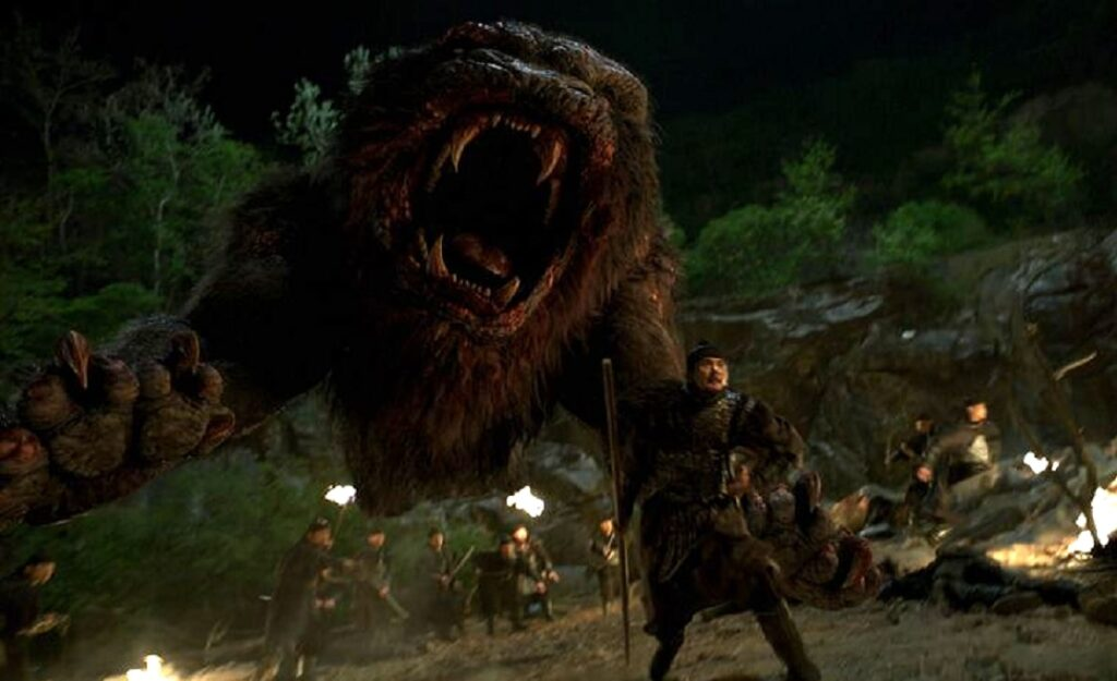 Monstrum - Win a copy of this magnificent monster movie!