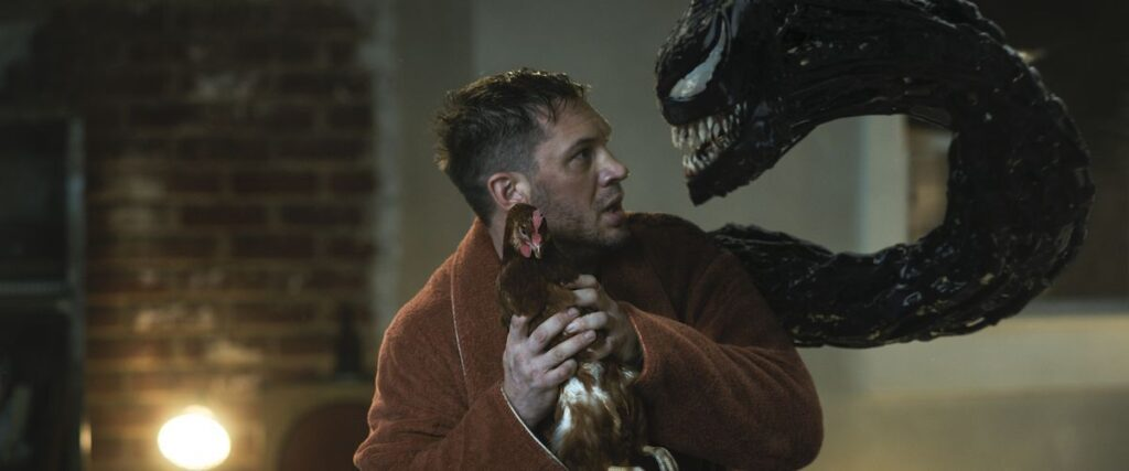 Venom Let There Be Carnage - Tom Hardy returns with his alter ego!
